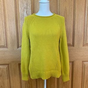 Chunky J. Crew Sweater Small